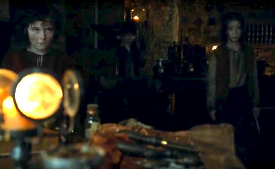 Qyburn - children murder Grand Maester Pycelle