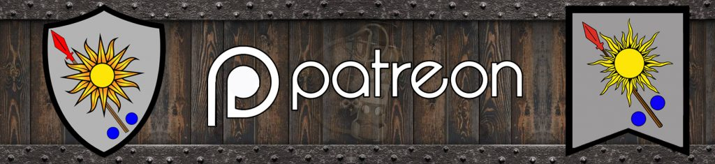 Support us on Patreon please - declare for House Morningwood!