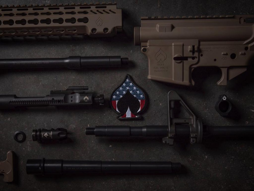 Ballistic Advantage barrel company products are now available to Breach-Bang-Clear Patreon supporters.