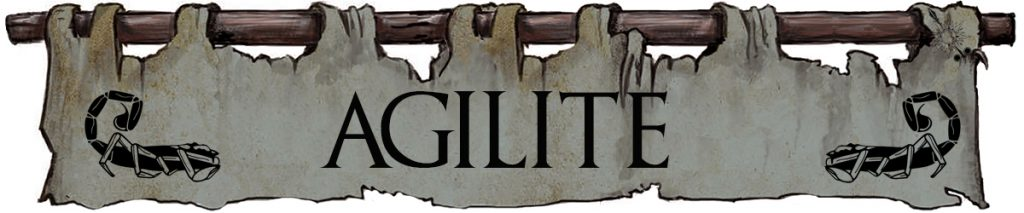 Agilite Gear - House Morningwood - Game of Thrones Banners style