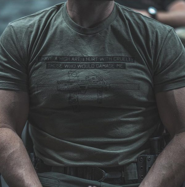 Cruelty Party - celebrating the new cruelty shirts from RE Factor Tactical