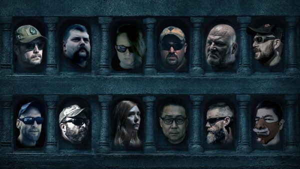 The House Morningwood Hall of Faces - some of our Lords, Ladies and other Sworn Swords.