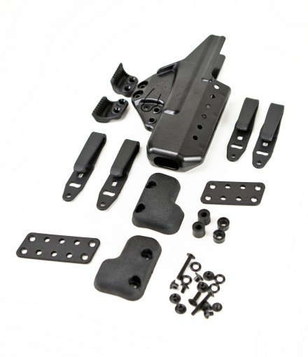 Raven Holsters Eidolon disassembled
