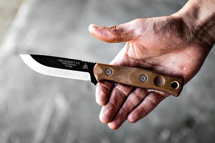 TOPS Knives - Fieldcraft 3.5