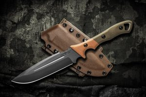 TOPS Knives- Viking Tactics - Norseman