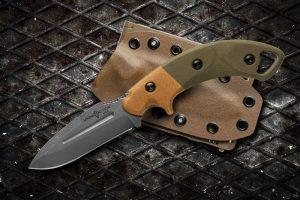 TOPS Knives - Viking Tactics Bloodline Series - Crusader