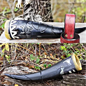 Survival Gear - Viking Drinking Horn