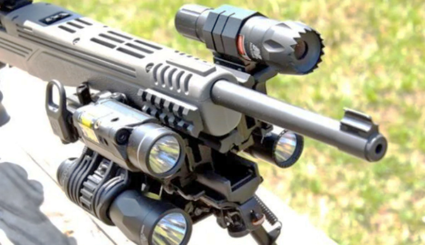 Slickguns: Mall ninja rifle - all the lumens