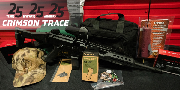 Crimson Trace Giveaway #19